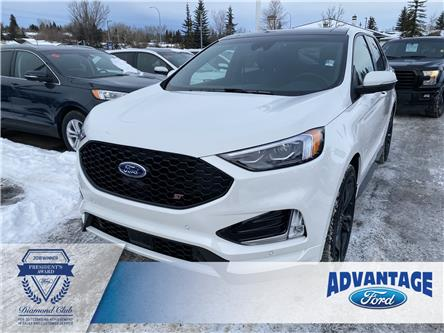 2020 Ford Edge ST (Stk: L-353) in Calgary - Image 1 of 9