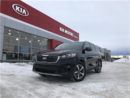 2019 Kia Sorento 3.3L EX+ (Stk: 9SR9100A) in Calgary - Image 1 of 24