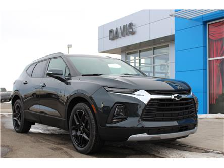 2020 Chevrolet Blazer True North (Stk: 212401) in Claresholm - Image 1 of 21