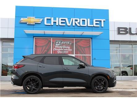 2020 Chevrolet Blazer True North (Stk: 212401) in Claresholm - Image 2 of 21