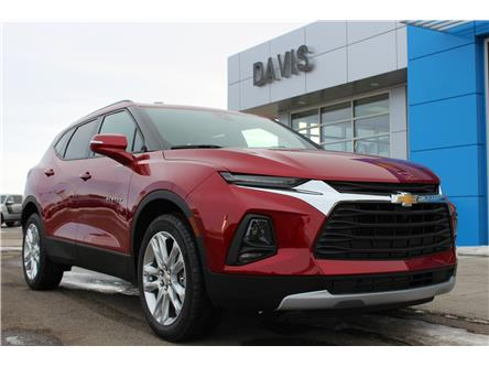 2020 Chevrolet Blazer True North (Stk: 212398) in Claresholm - Image 1 of 24