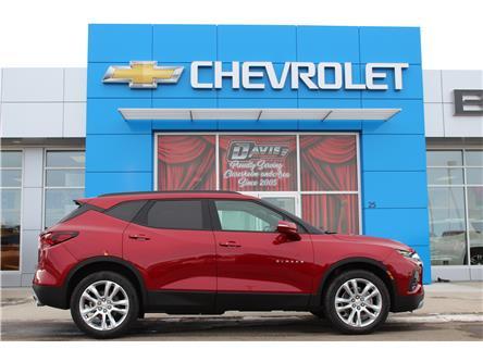 2020 Chevrolet Blazer True North (Stk: 212398) in Claresholm - Image 2 of 24