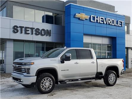 2020 Chevrolet Silverado 3500HD High Country (Stk: 20-093) in Drayton Valley - Image 1 of 6