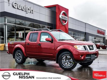 2019 Nissan Frontier PRO-4X (Stk: N20482) in Guelph - Image 1 of 28