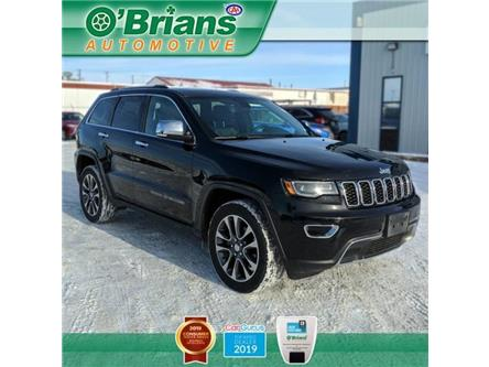 2018 Jeep Grand Cherokee Limited (Stk: 13193A) in Saskatoon - Image 1 of 25
