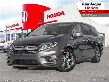 2020 Honda Odyssey EX-L Navi (Stk: N14711) in Kamloops - Image 1 of 22