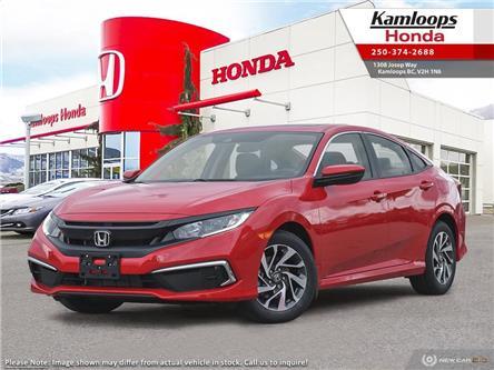 2020 Honda Civic EX (Stk: N14762) in Kamloops - Image 1 of 23