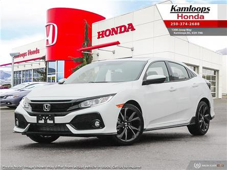 2020 Honda Civic Sport (Stk: N14784) in Kamloops - Image 1 of 23