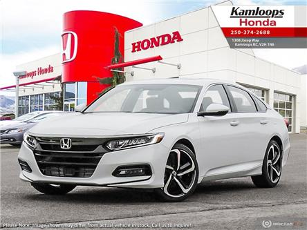 2020 Honda Accord Sport 2.0T (Stk: N14754) in Kamloops - Image 1 of 23