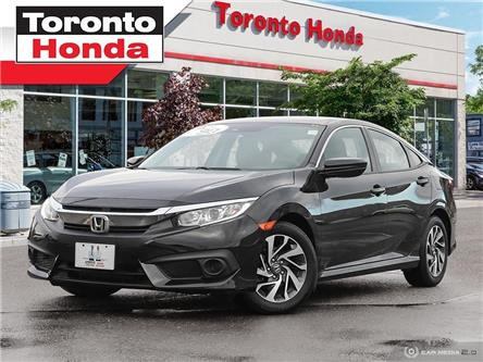 2018 Honda Civic Sedan SE (Stk: H39894L) in Toronto - Image 1 of 27