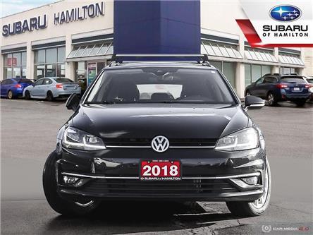 2018 Volkswagen Golf SportWagen 1.8 TSI Comfortline (Stk: S8049A) in Hamilton - Image 2 of 27
