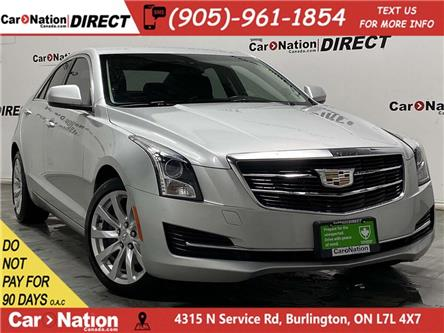 2017 Cadillac ATS 2.0L Turbo (Stk: CN5937A) in Burlington - Image 1 of 37