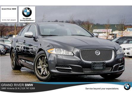 2011 Jaguar XJ XJ Supercharged (Stk: PW4912A) in Kitchener - Image 1 of 22