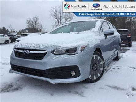 2020 Subaru Impreza 5-dr Sport w/Eyesight (Stk: 34137) in RICHMOND HILL - Image 1 of 21