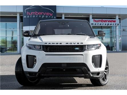 2019 Land Rover Range Rover Evoque HSE DYNAMIC (Stk: 19HMS1433) in Mississauga - Image 2 of 22