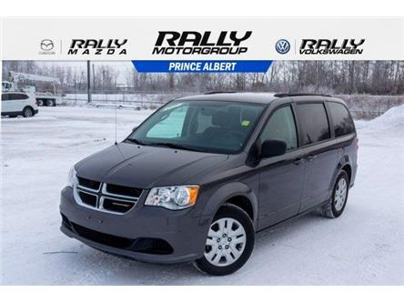2018 Dodge Grand Caravan CVP/SXT (Stk: V1134) in Prince Albert - Image 1 of 11