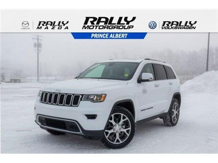 2019 Jeep Grand Cherokee Limited (Stk: V1133) in Prince Albert - Image 1 of 11