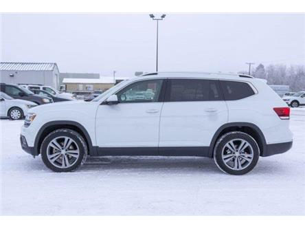 2018 Volkswagen Atlas 3.6 FSI Highline (Stk: V1127) in Prince Albert - Image 2 of 11