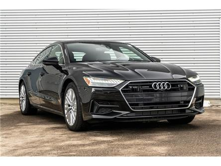 2019 Audi A7 55 Technik (Stk: N5027) in Calgary - Image 1 of 17