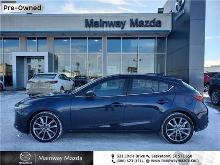 2018 Mazda Mazda3 GT (Stk: M18401) in Saskatoon - Image 1 of 25