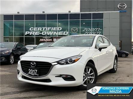 2017 Mazda Mazda3 Sport GS at (Stk: P2035) in Toronto - Image 1 of 22