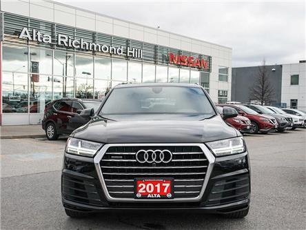 2017 Audi Q7 3.0T Technik (Stk: RU2803) in Richmond Hill - Image 2 of 30