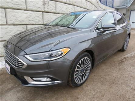 2017 Ford Fusion SE (Stk: D91115PA) in Fredericton - Image 1 of 21