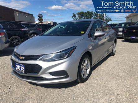 2018 Chevrolet Cruze LT Auto (Stk: 52101R) in Midland - Image 1 of 20