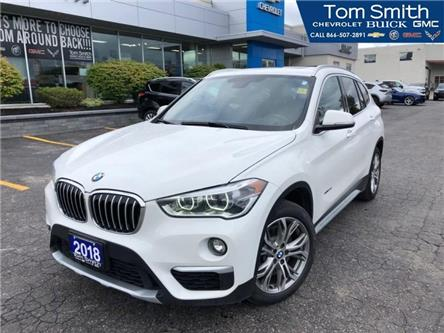 2018 BMW X1 xDrive28i (Stk: 89104R) in Midland - Image 1 of 17