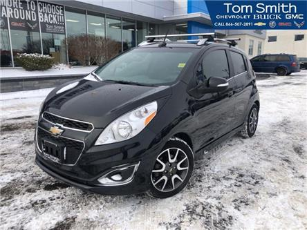 2014 Chevrolet Spark 2LT Manual (Stk: 190661A) in Midland - Image 1 of 19