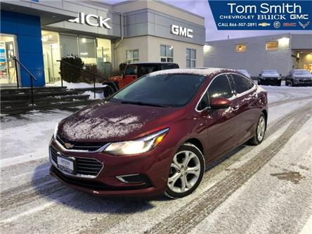 2016 Chevrolet Cruze Premier Auto (Stk: 200097A) in Midland - Image 1 of 20
