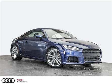 2016 Audi TT 2.0T (Stk: 91957A) in Nepean - Image 1 of 19