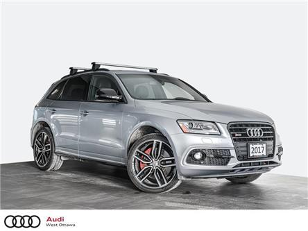 2017 Audi SQ5 3.0T Dynamic Edition (Stk: 92553A) in Nepean - Image 1 of 21