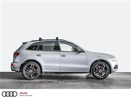 2017 Audi SQ5 3.0T Dynamic Edition (Stk: 92553A) in Nepean - Image 2 of 21