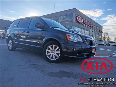 2014 Chrysler Town & Country Touring (Stk: SR19204A) in Hamilton - Image 1 of 18