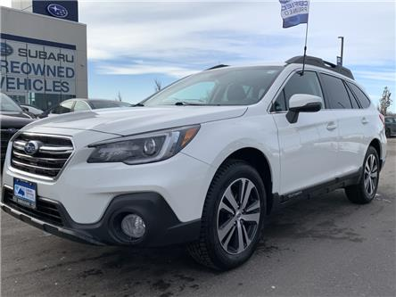 2018 Subaru Outback 2.5i Limited (Stk: 20SB094A) in Innisfil - Image 2 of 12