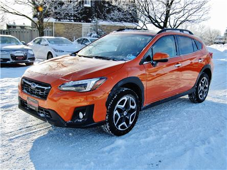 2018 Subaru Crosstrek Limited (Stk: 1557) in Orangeville - Image 2 of 27