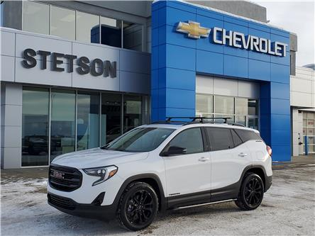 2020 GMC Terrain SLT (Stk: 20-081) in Drayton Valley - Image 1 of 8