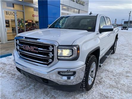 2017 GMC Sierra 1500 SLT (Stk: T0086) in St Paul - Image 1 of 15