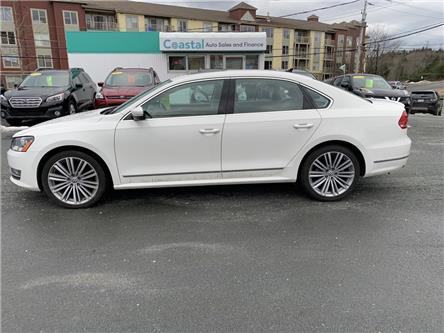 2015 Volkswagen Passat 2.0 TDI Comfortline (Stk: -) in Lower Sackville - Image 1 of 24