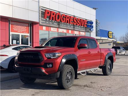 2016 Toyota Tacoma SR5 (Stk: GX008711T) in Sarnia - Image 1 of 11