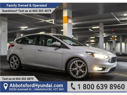 2016 Ford Focus Titanium (Stk: LV017927A) in Abbotsford - Image 1 of 26