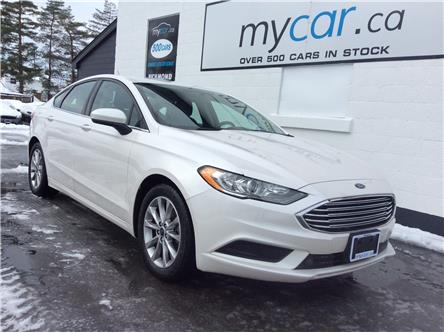 2017 Ford Fusion SE (Stk: 191925) in Richmond - Image 1 of 20