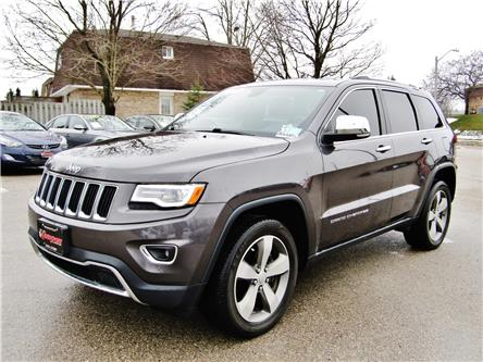 2016 Jeep Grand Cherokee Limited (Stk: 1533) in Orangeville - Image 2 of 28