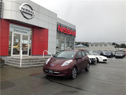 2017 Nissan LEAF  (Stk: N91-0604A) in Chilliwack - Image 1 of 15