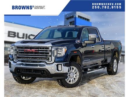 2020 GMC Sierra 3500HD SLT (Stk: T20-1011) in Dawson Creek - Image 1 of 16
