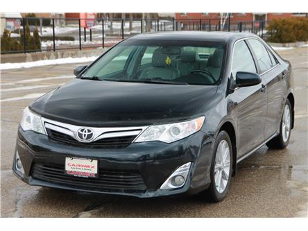 2012 Toyota Camry XLE (Stk: 1911553) in Waterloo - Image 1 of 28