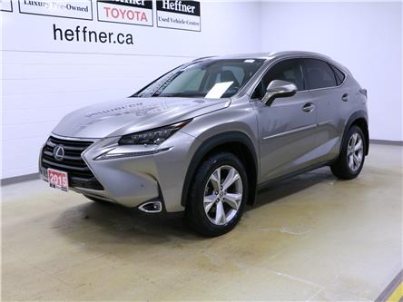 2015 Lexus NX 200t Base (Stk: 197378) in Kitchener - Image 1 of 32