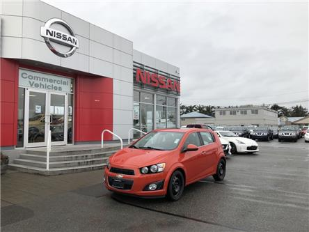 2012 Chevrolet Sonic LT (Stk: N92-0039A) in Chilliwack - Image 1 of 8