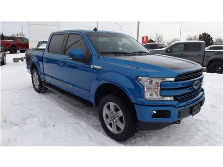 2019 Ford F-150 Lariat (Stk: P49440) in Kanata - Image 1 of 13